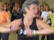 Kim Walker-Roome, ZUMBA Fitness Instructor